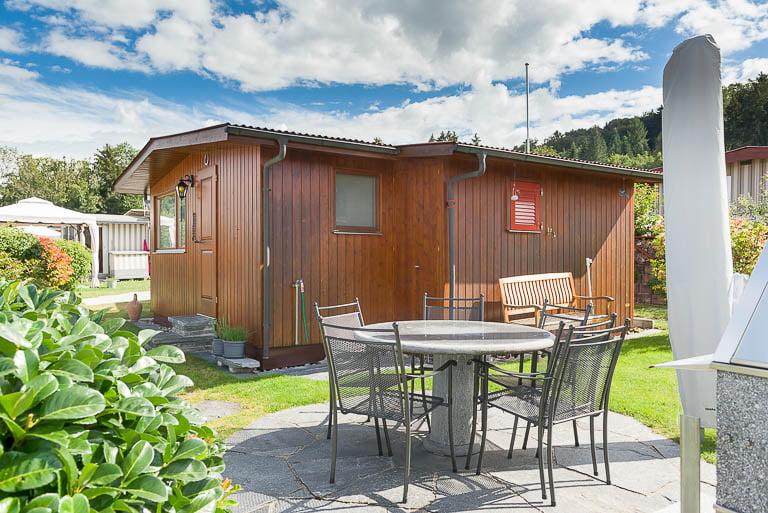 Dauerstellplätze Camping Hüttenberg