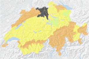 Waldbrandgefahr 2020